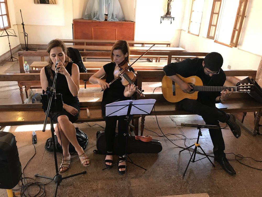 coro musica liturgica chile