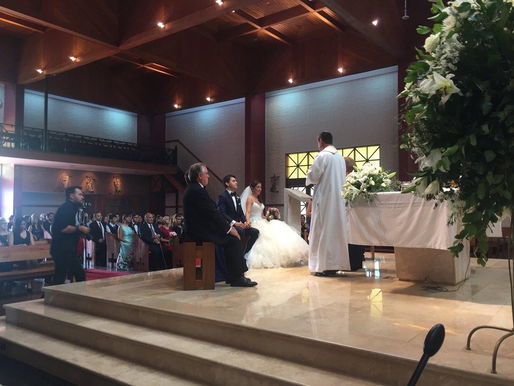 musica matrimonio Los castaño iglesia coro chile