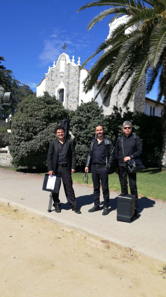 musicos para matrimonios coro iglesia chile