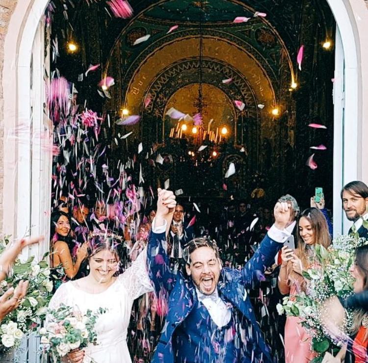 musica matrimonio viña santa rita novios novia chile