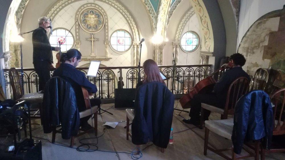 coro liturgico musicos misa matrimonio novios chile viña santa rita