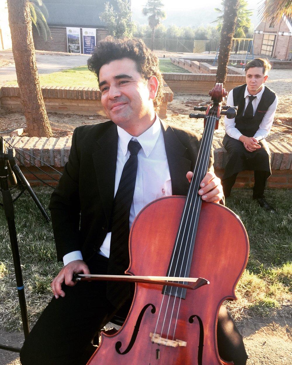 Musicos para eventos cuarteto de cuerdas chile cello