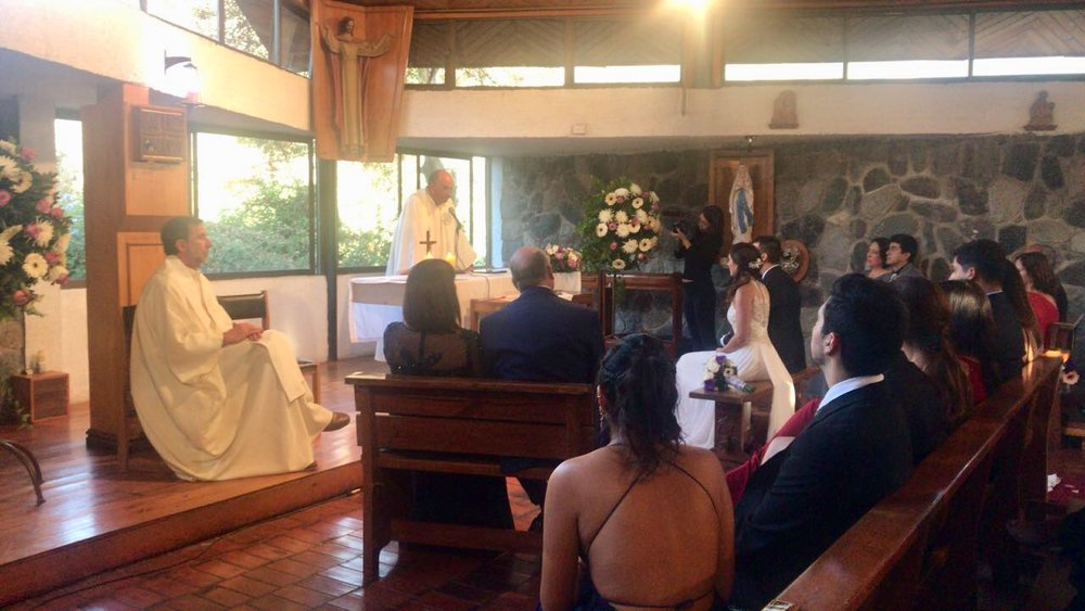 iglesia nuestra señora de las vertientes coro matrimonios musicos