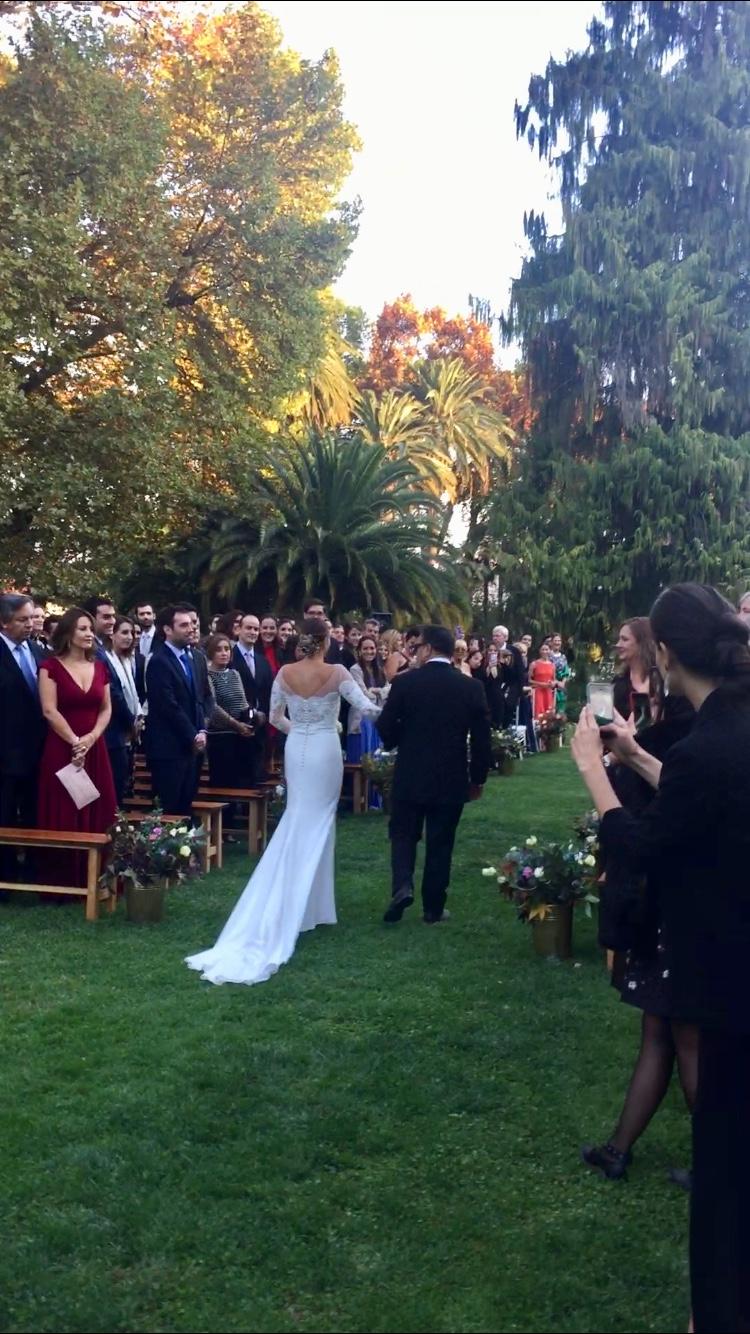 Música matrimonio en centro de eventos San Miguel de Tango, Cuarteto de cuerda