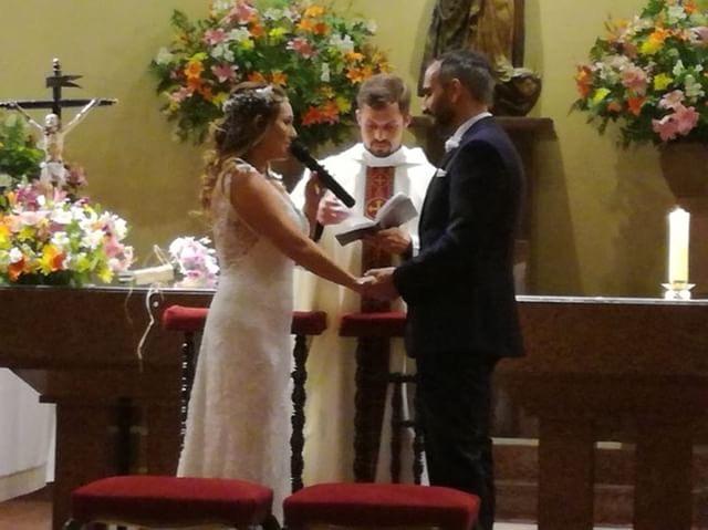 coro matrimonio iglesia santa maria de las condes musica ceremonia chile