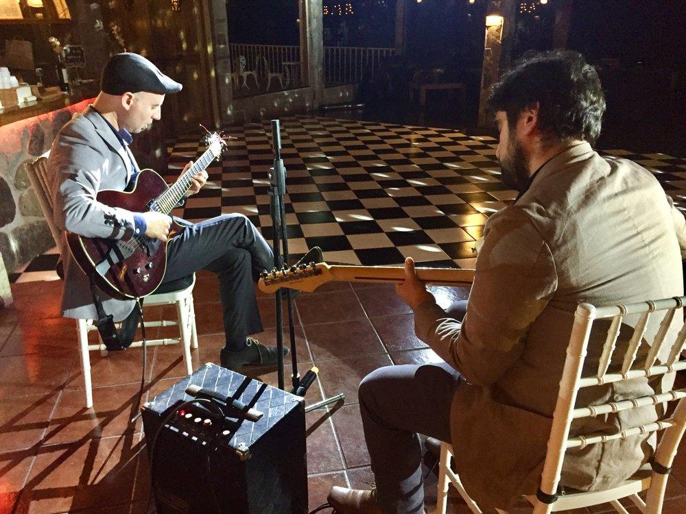 Jazz para eventos Agez Músicos Chile
