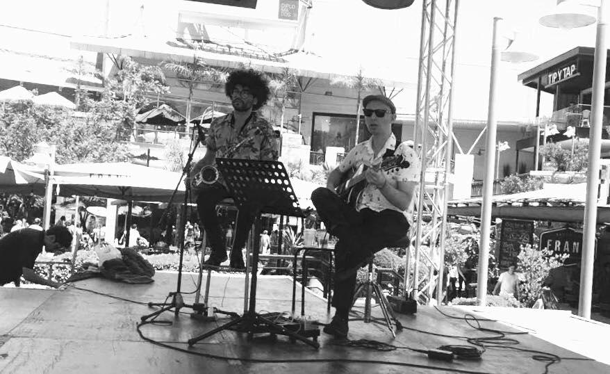 duo jazz musicos eventos chile agez santiago