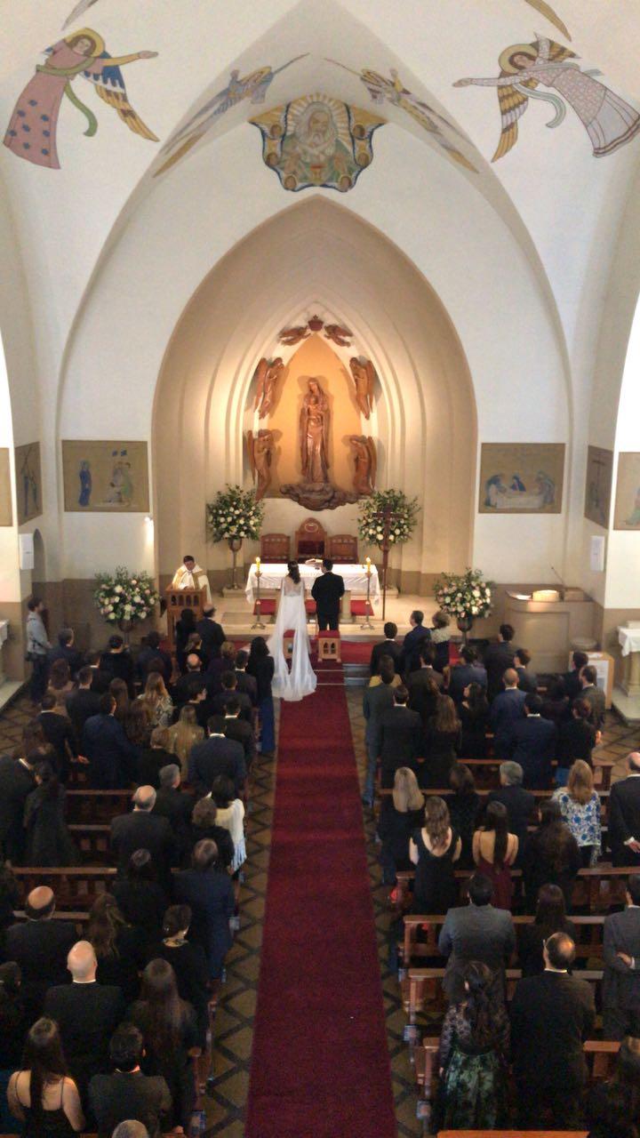 Coro matrimonios iglesia el golf Músicos Agez Chile
