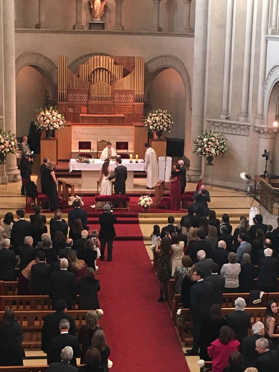 Coro matrimonio Músicos para eventos Agez Chile