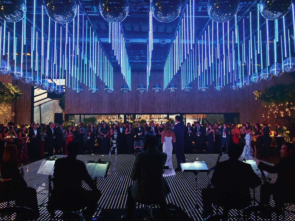 Cuarteto de cuerdas electroclásicos Músicos para eventos Agez Chile