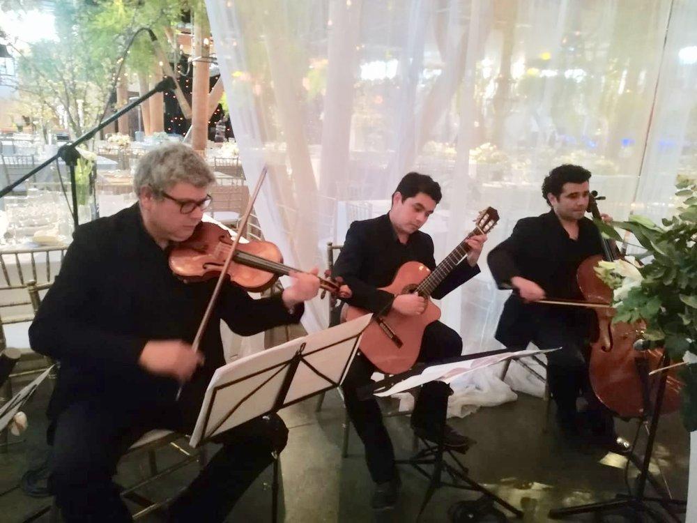 ceremonia símbolica Músicos para eventos Agez Chile