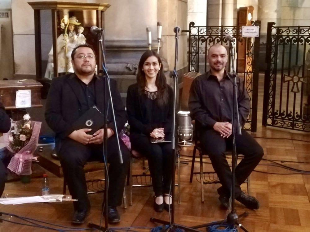 Cantantes líricos Coro matrimonios ceremonias Músicos para eventos Agez Chile