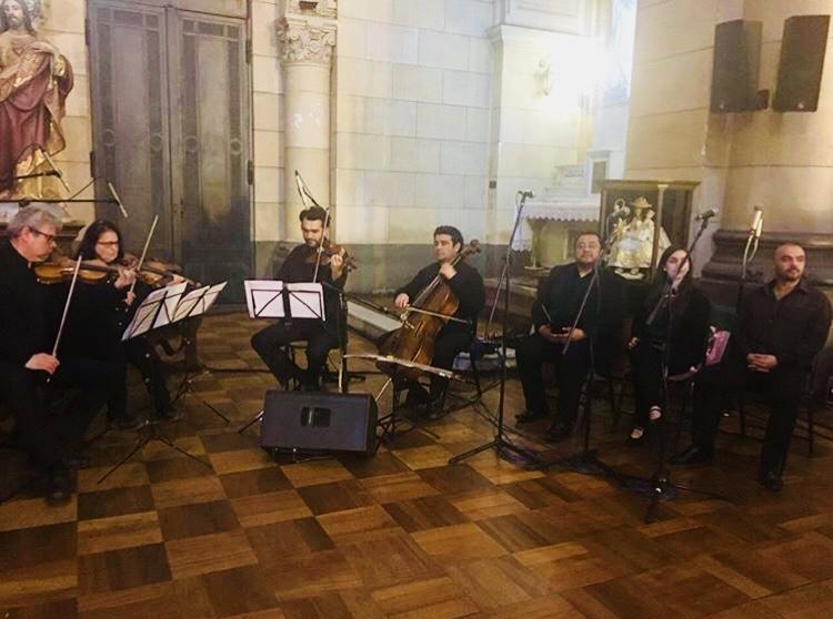 Coro matrimonios Músicos para eventos Agez Chile