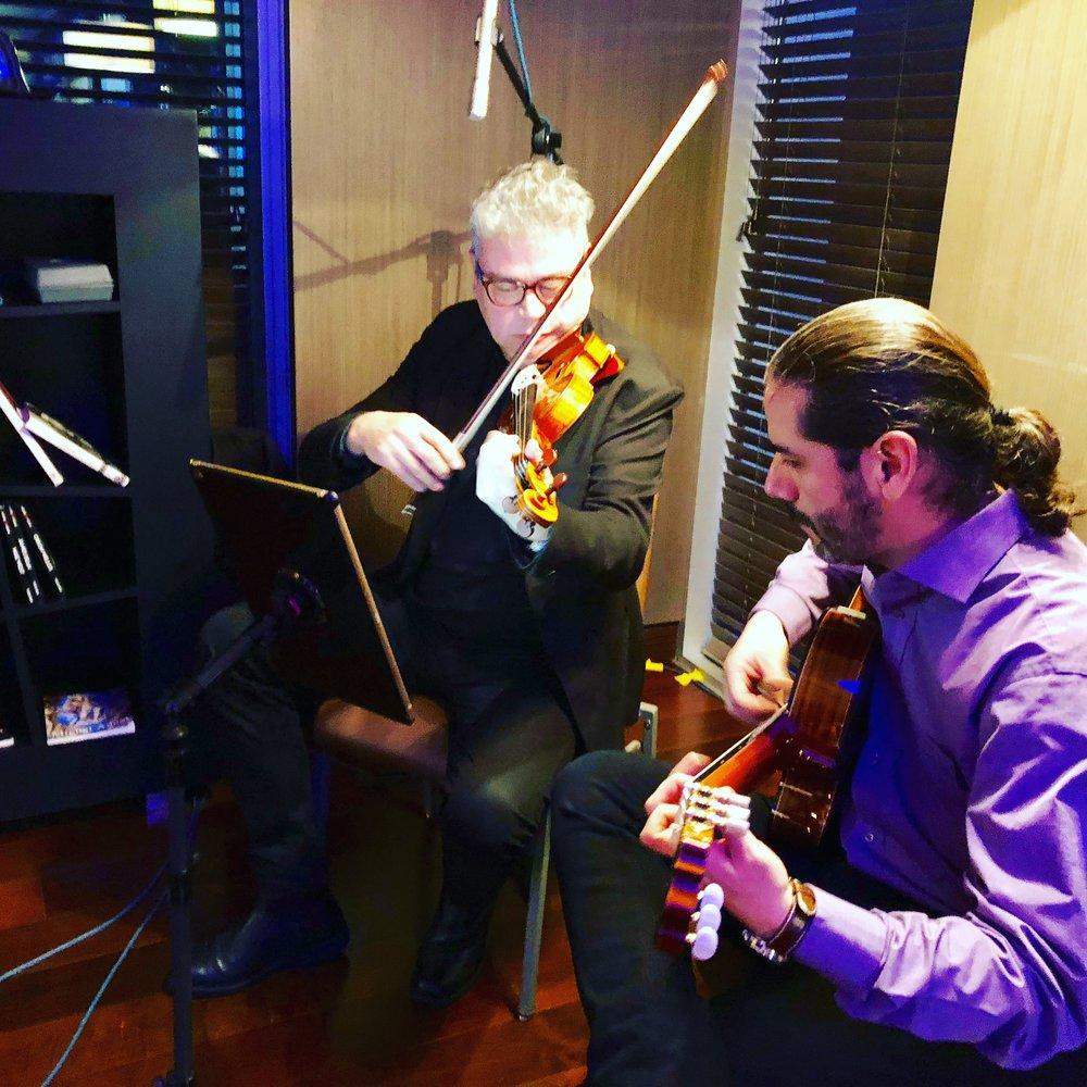Músicos para eventos Agez Chile Renaissance