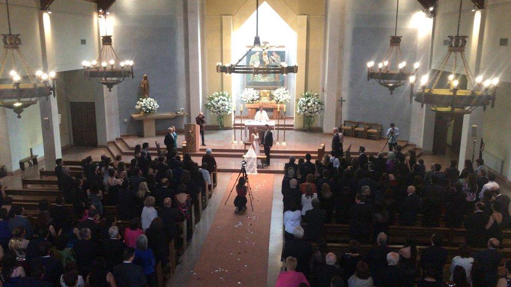 las ursulinas coro matrimonio musicos iglesia cantantes agez santiago chile