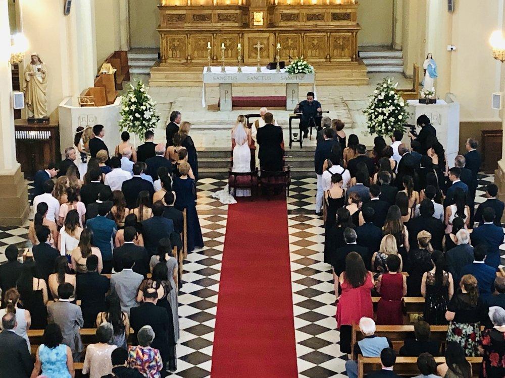 Coro Matrimonios Agez Chile