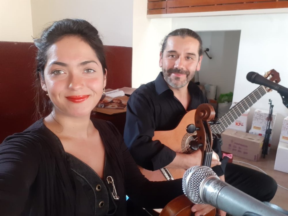 musicos matrimonios coro Agez Chile