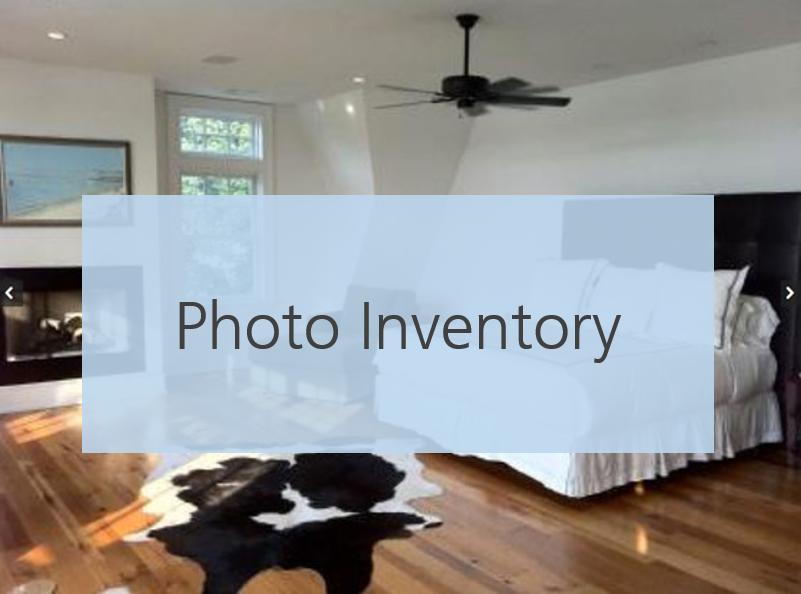 Photo Inventory Subject Matter Expert: Neil Grant 72 Hour Access