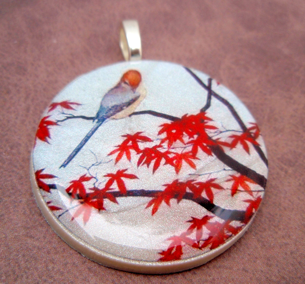 Hand-crafted Photo & Art pendants by