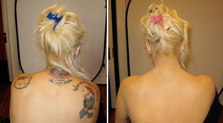 TATTOO / BLEMISH COVER — Maria Lee Makeup and Hair San Francisco ...