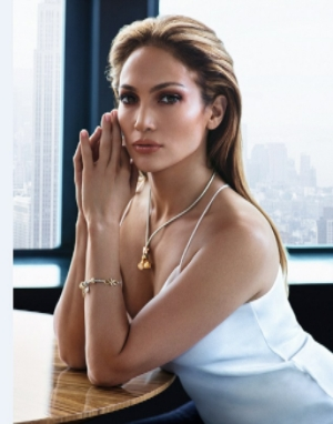 Jennifer Lopez is famous for her signature luminous skin