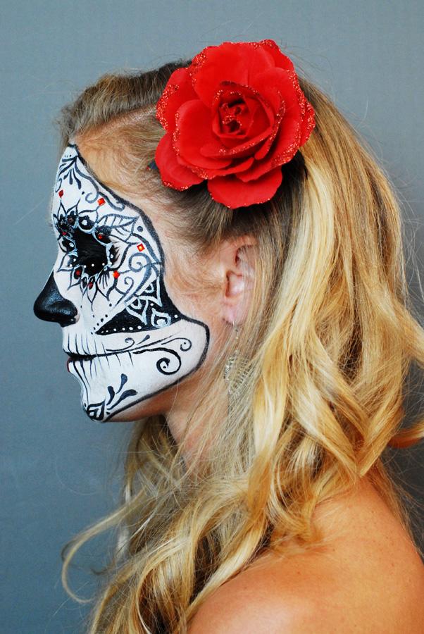 Sugar Skull by Alyssa