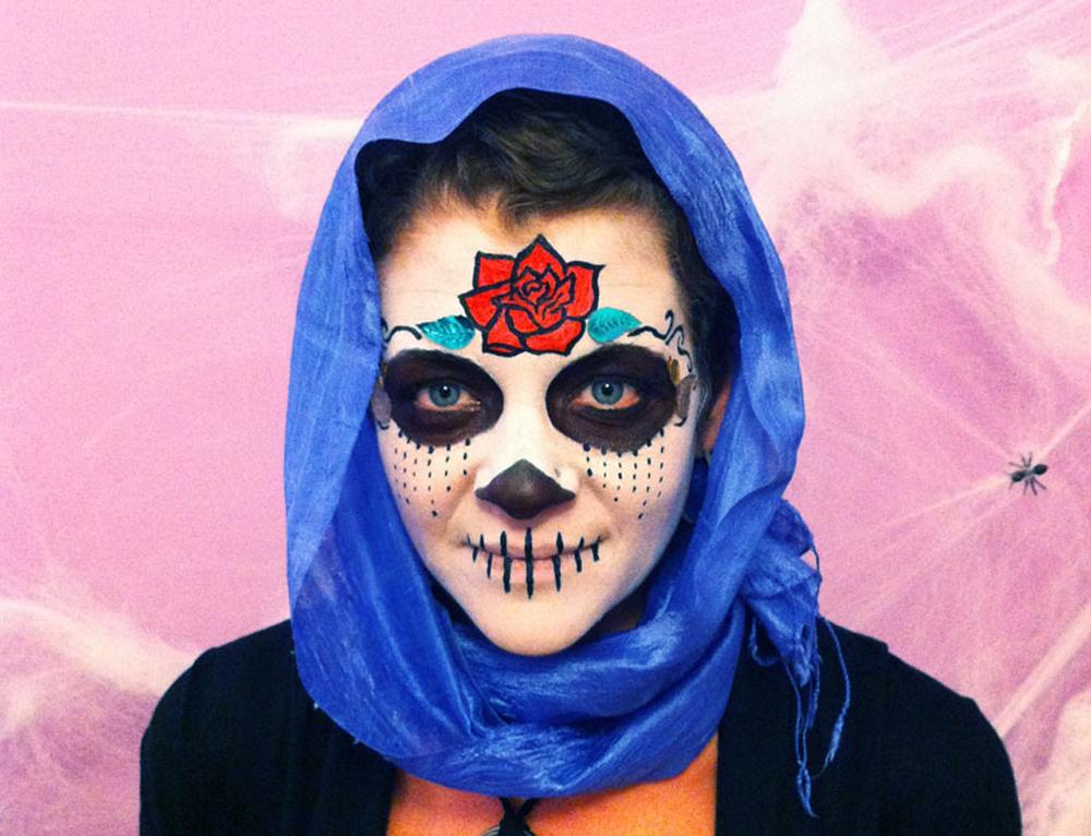 Sugar Skull by Maria