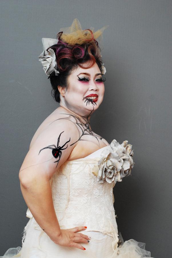Black Widow by Maria