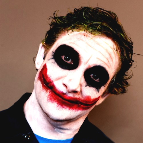 Joker FX Makeup
