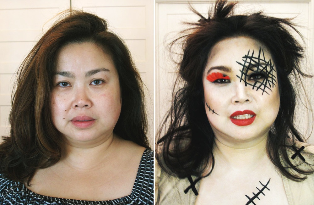 HALLOWEEN / COSTUME — Maria Lee Makeup and Hair San Francisco ...