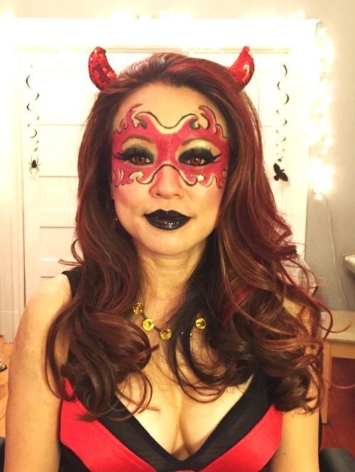 Devil by Maria Lee