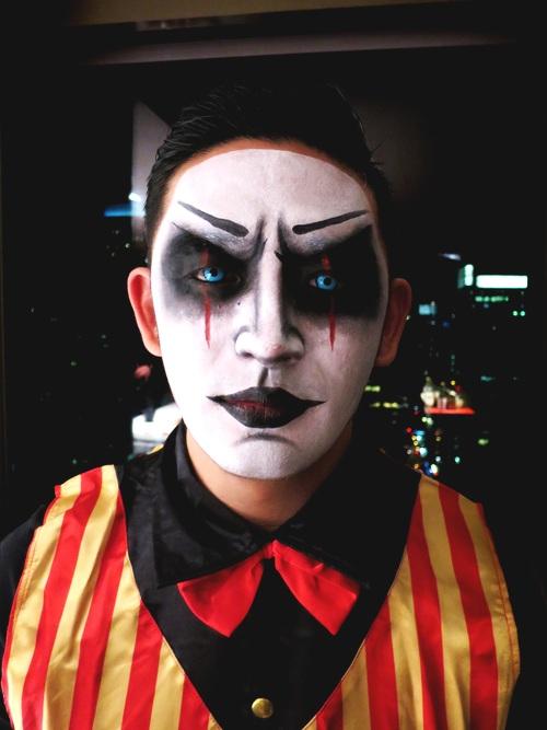 Evil Clown by Alyssa