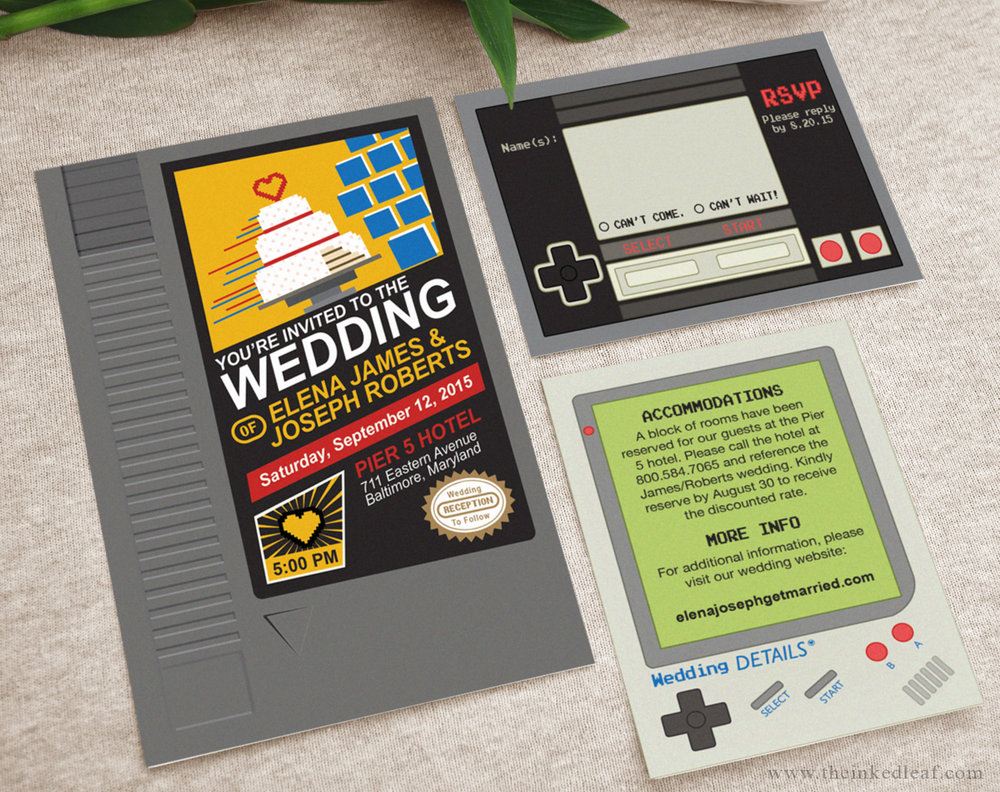 Nintendo NES Wedding Invitation.jpg