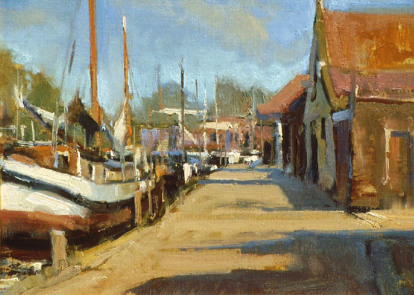 04_saturday-morning-enkhuizen-holland-12x16_oil-europe-boats.jpg.jpg