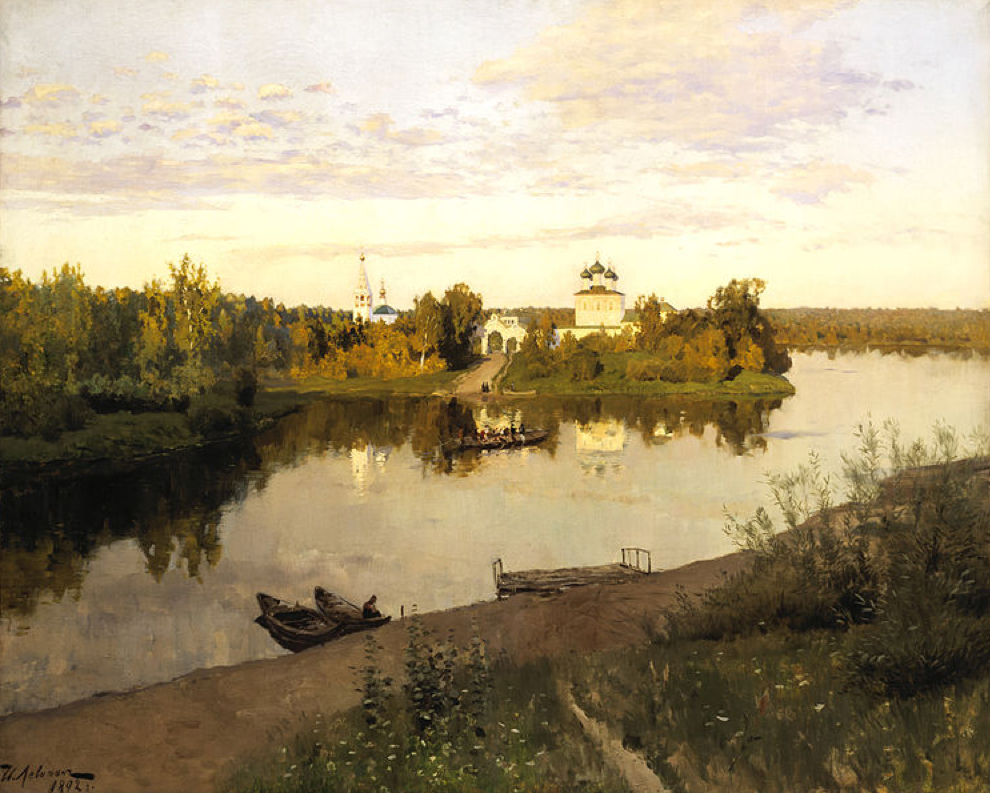 Issac Levitan  (1860-1900)