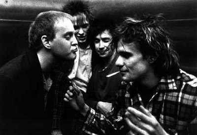 one step beyond: the replacements live