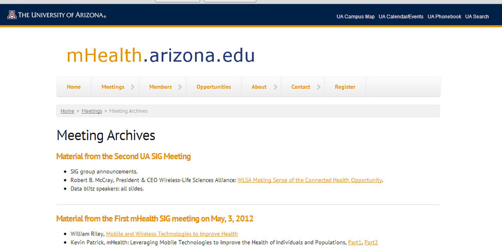 Rethinking Social Media for Sustainable Health Experiences, U of Arizona | Keynote Speaker
