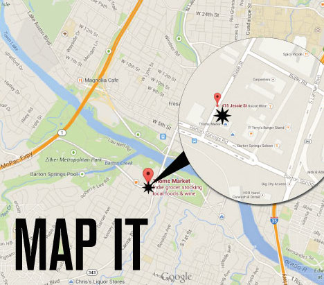 Click above map image to see in Google Maps