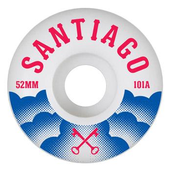 Manny Santiago 52mm Pro Wheel