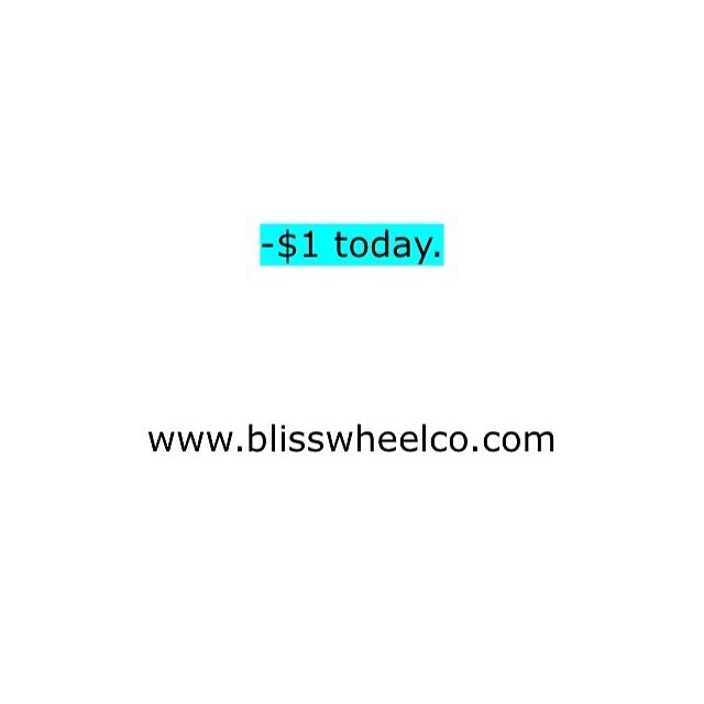 The discount continues! Check out our website for the lowest prices you ever seen! Tag your homies who need new wheels. #stayblissed #blisswheelco