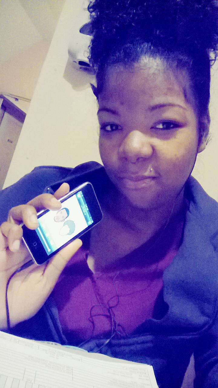 Night shift CNA getting her life listening to The Read!!! Kelly A. Killeen, Texas, USA