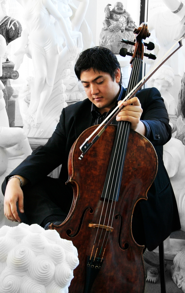 Paul Wiancko (Cello)