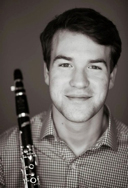 Christopher Pell (Clarinet)