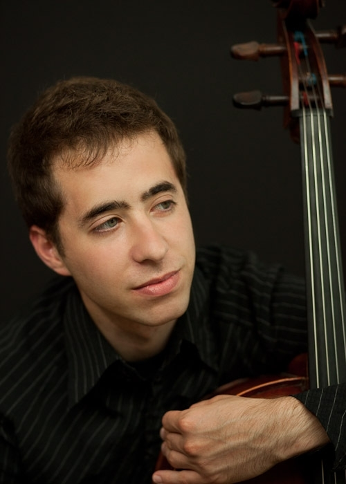 Matthew Zalkind (Cello)
