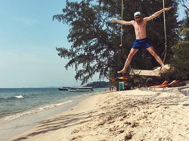 It's time fly back home, thank you Cambodia for all the great experiences! #tourdecambodia
