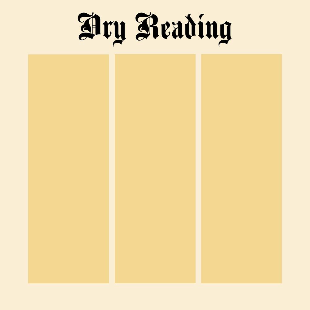 Dry Reading News