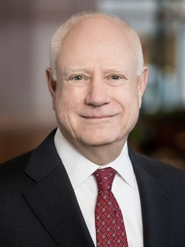 James H. Herbert, II Chairman and CEO First Republic Bank why I'm involved