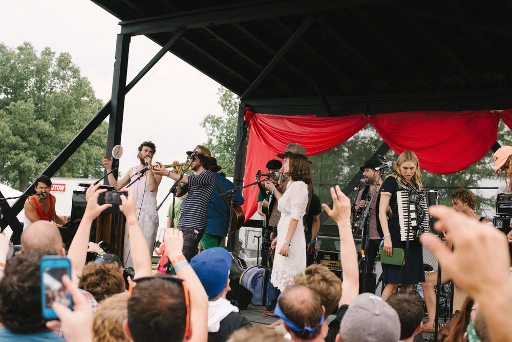 Edward Sharpe and the Magnetic Zeros (Surprise Set)