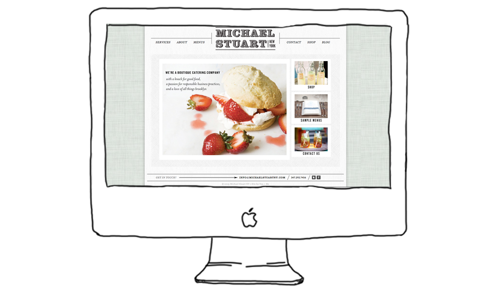 Michael Stuart New York Website