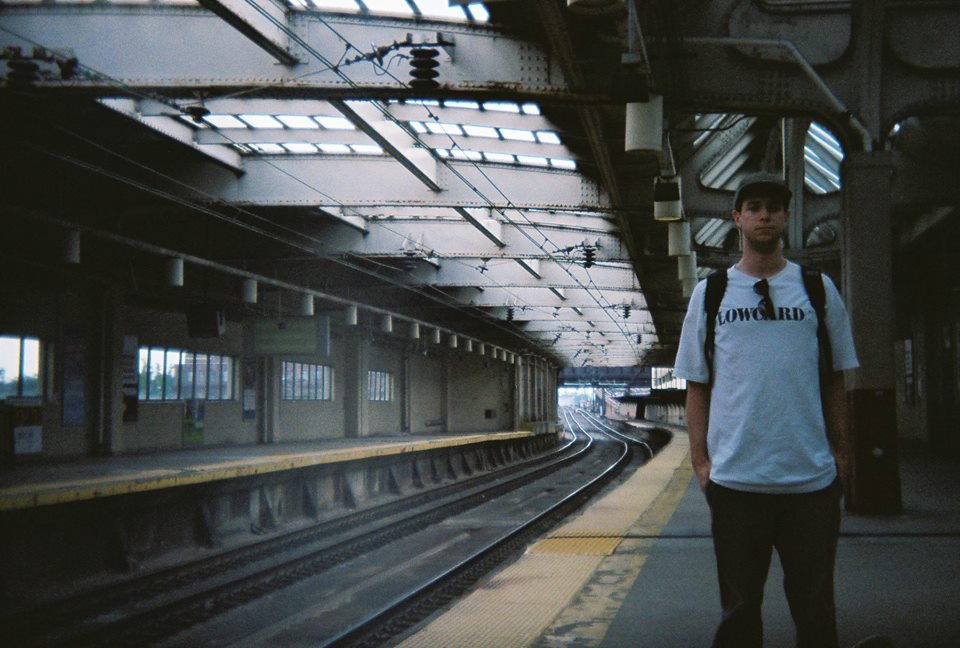 Jim Arnold  Penn Station, New Jersey  Photography: Wil Harcrow
